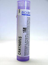 CANTHARIS 1M by Boiron 80 Pellets Homeopathic