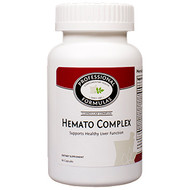 Hemato Complex by Professional Complimentary Health Formulas ( PCHF ) 60 capsules