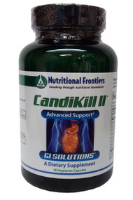 Candikill II by Nutritional Frontiers 120 Capsules