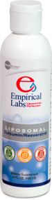 Liposomal Curcumin Resveratrol by Empirical Labs 6 oz ( 180 ml )