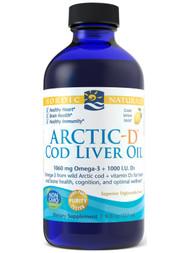 Arctic-D Cod Liver Oil by Nordic Naturals