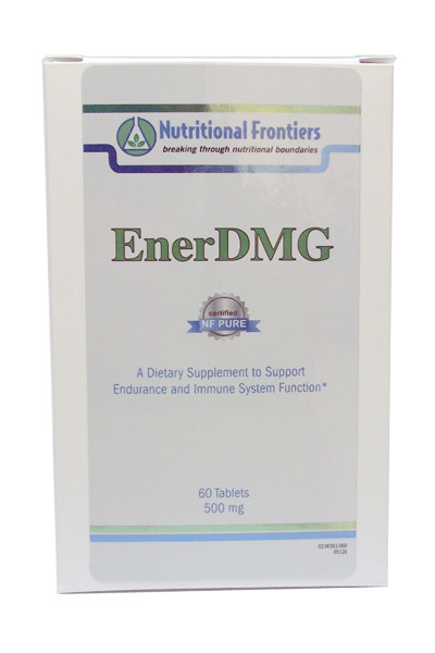 EnerDMG ( DMG ) by Nutritional Frontiers 60 Tablets