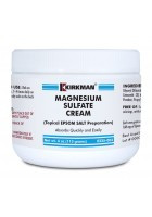 Magnesium Sulfate Cream by Kirkman Labs 4oz