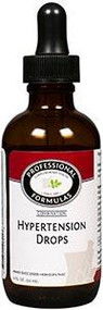 Hypertension Drops By Professional Complimentary Health Formulas ( PCHF ) 2 fl. oz. (60 ml.)