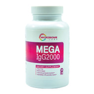MEGA IgG2000 by Microbiome Labs 120 capsules