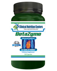 BetaZyme by Clinical Nutrition Centers 120 Capsules