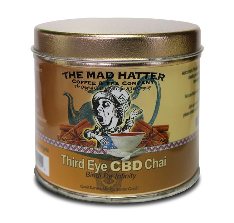 Third Eye CBD Chai by CBD Unlimited 15 Single Serving Tea