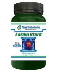 Cardio Stack by Clinical Nutrition Centers 120 Vege Capsules
