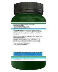 Frontier Minerals by Clinical Nutrition Centers 120 Vege Capsules