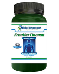 Frontier Cleanse by Clinical Nutrition Centers 120 Capsules
