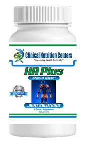 HA Plus By Clinical Nutrition Centers  60 Vege Caps