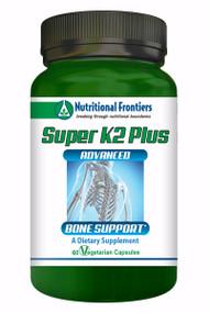Super K2 plus  by Clinical Nutrition Centers 60 Vege Capsules