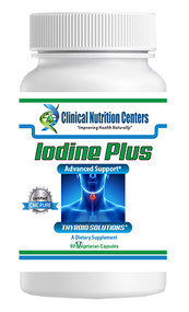 Iodine Plus by Clinical Nutrition Centers 180 Vege Capsules