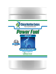 Power Fuel with D-Ribose by Clinical Nutrition Centers 10.58 oz ( 300 g ) Orange Flavor Powder