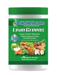 Pro Lean Greens by Clinical Nutrition Centers 12.57 oz ( 356.25 g ) Powder