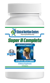 Super B Complete by Clinical Nutrition Centers 120 Vege Capsules