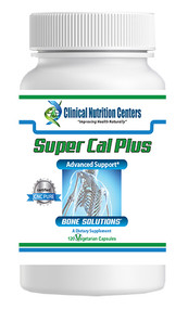Super Cal Plus by Clinical Nutrition Centers 120 Vege Capsules