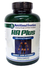 HA Plus by Nutritional Frontiers (same as DaVinci Labs Nature's Collagen)  240 vegicaps