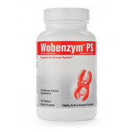 Wobenzym PS by Mucos Pharma ( Douglas Labs ) 180 Tablets