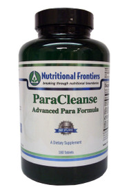 ParaCleanse by Nutritional Frontiers 180 Capsules