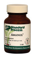 Arginex by Standard Process 90 Tablets