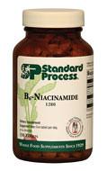 B6-Niacinimide by Standard Process 90 Tablets