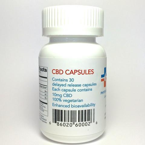 10mg cbd capsules