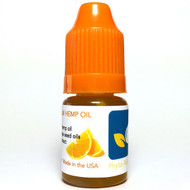 Hemp Oil by CBD Unlimited 5 ml 125 mg CBD Orange Flavor ( Cannabinoids )