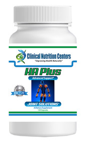 HA Plus by Clinical Nutrition Centers 120 Vege capsules