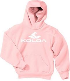 Pale Pink / White logo