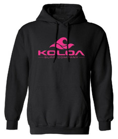 Black with Pink logo