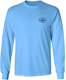 Aquatic Blue / Black logo