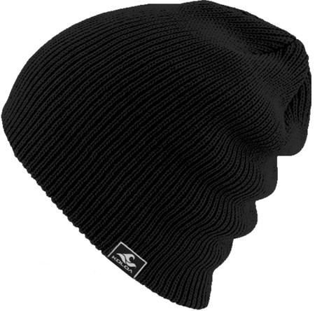 Koloa Surf Co. Original Soft & Cozy Beanies - Black