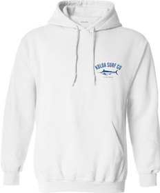 Koloa Surf Blue Marlin Pullover Hooded Sweatshirt
