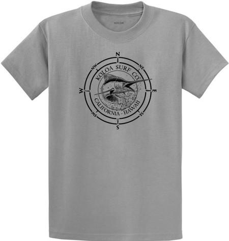 Medium Grey / Black logo