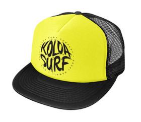 Neon Yellow / Black logo
