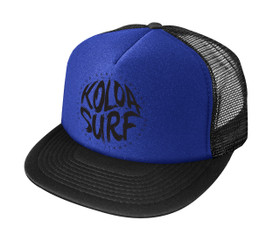 Royal Blue / Black logo