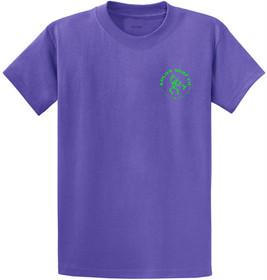Violet / Green logo