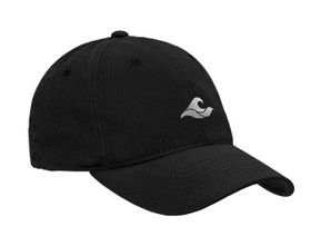 Koloa Surf Wave Logo Soft & Cozy Relaxed Strapback Adjustable Baseball Caps