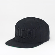 Christ Ambigram Snapback - Midnight