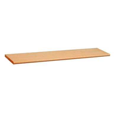 72 inch Plain Wood Stair Tread