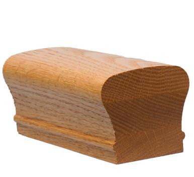 6210 Straight Wood Handrail