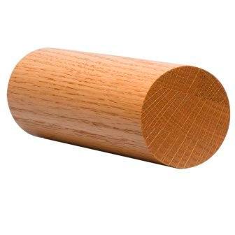 2 inch Full Round Wood Handrail