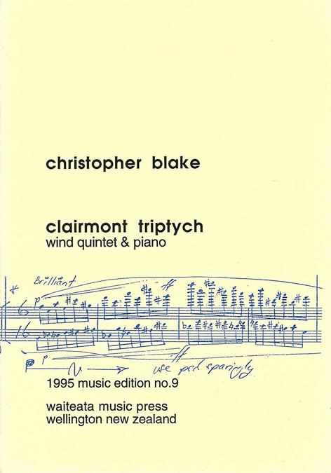 Clairmont Triptych