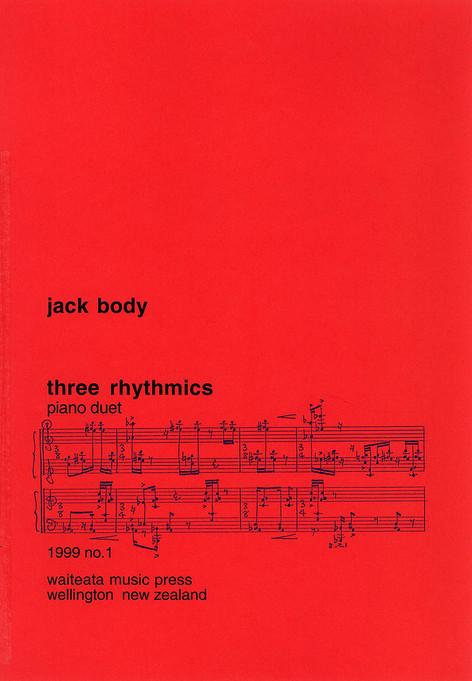 Three Rhythmics
