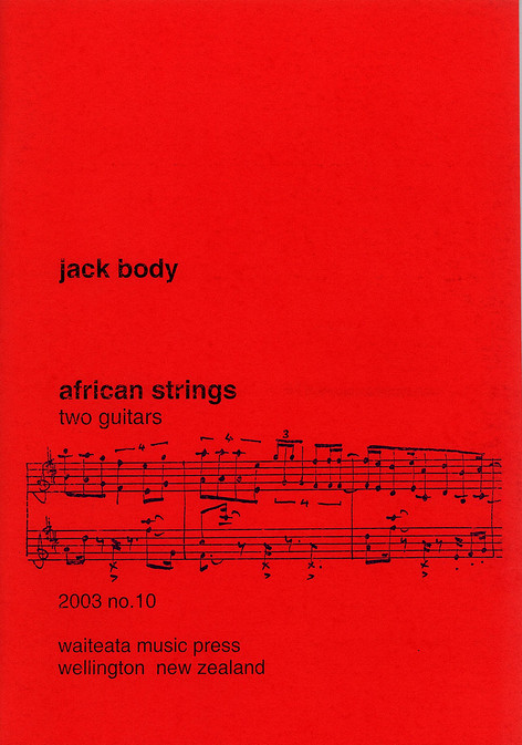 African Strings (hard copy)