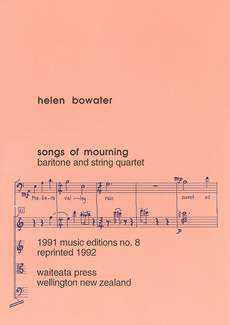 Songs of Mourning