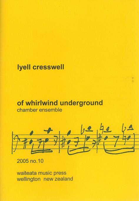 Of Whirlwind Underground