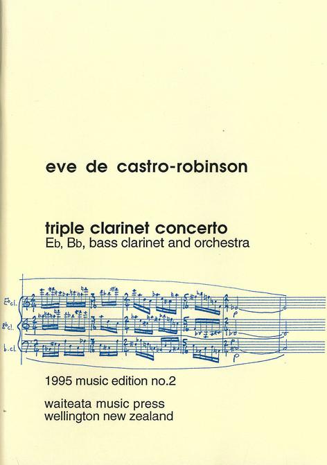 Triple Clarinet Concerto