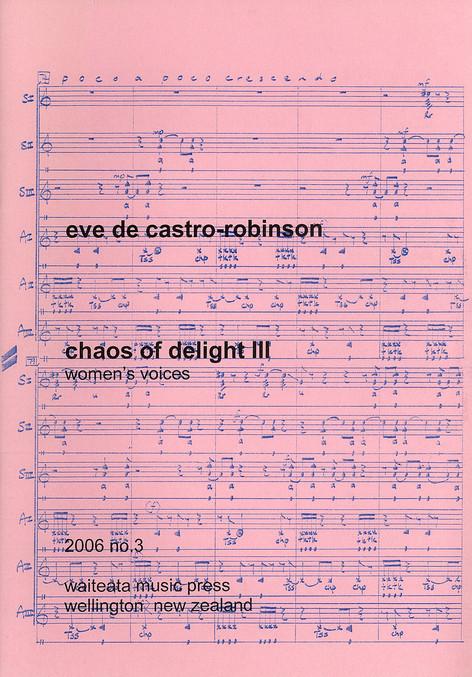 Chaos of Delight III